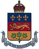 Quebec Coat of Arms
